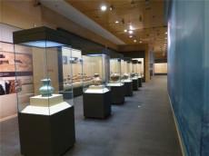 古董展示柜博物館展示柜定制廠家鐵藝展柜