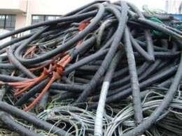 下花園整圈電纜回收 哪里價高