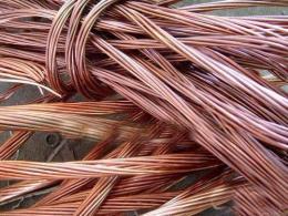 河曲整轴四芯电缆铝线回收 实时报价