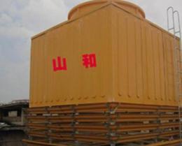 陕西汉中玻璃钢冷却塔-靖边玻璃钢冷却塔