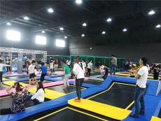 兒童蹦蹦床生產廠家及公司-兒童蹦蹦床設施
