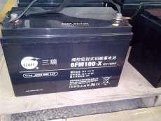 三瑞CGT12-100X蓄电池UPS不间断电源