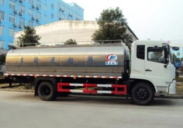 20吨奶罐车