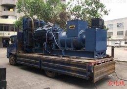 铜陵发电机回收价格铜陵进口发电机回收公司