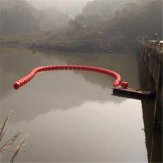 滚塑塑料浮筒聚乙烯拦污排加工