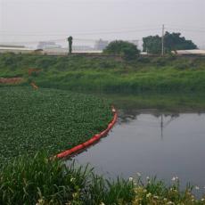 水库漂浮物自浮式拦漂浮筒塑料拦污排价格