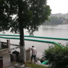 无动力自浮浮筒拦污漂装置价格