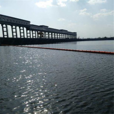 高分子拦漂浮筒浮式拦污浮排加工