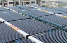 太阳能热水工程 全铜热管式太阳能热水器