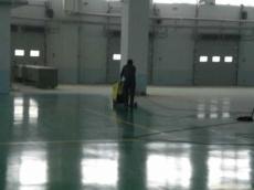 台湾東麗區廠房地面清洗打蠟水泥地面清洗