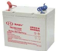 鴻貝FMJ/BB1240T蓄電池免維護通用