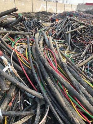 广州越秀区报废电缆收购