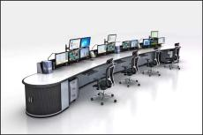 工厂直销监控操作台控制台监控台调度台