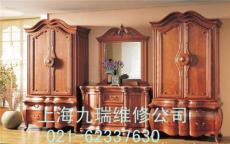 台湾楊浦區舊傢具保養專業修老樟木箱