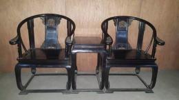 紫檀圈椅交易好去处在哪里