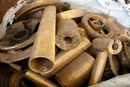 黃銅回收價格 黃銅回收多少錢一斤實時報價