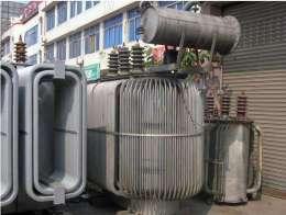 宣城变压器回收 废旧变压器回收加工