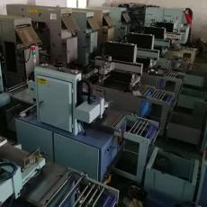 蘇州回收全自動卷對卷絲印機哪家好