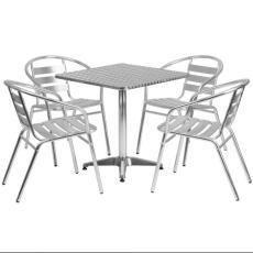 鋁椅工廠直銷戶外休閑鋁椅