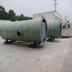 重庆玻璃钢一体化提升泵站参数及报价 星宝