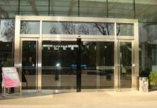 揚州揚子自動門遙控門玻璃門感應門門禁系統