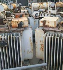 鹤岗变压器回收 废旧变压器回收加工