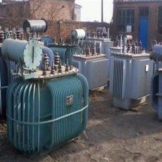 烟台变压器回收 废旧变压器回收加工