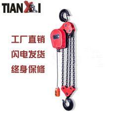 环链电动葫芦厂家的环链葫芦使用注意事项