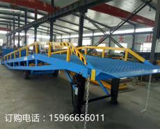 青島登車橋 集裝箱裝卸平臺規格價格