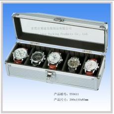 东莞市莱迪铝箱制品厂供应铝质手表盒