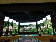 室内舞台高清LED显示屏制造批发及工程服务