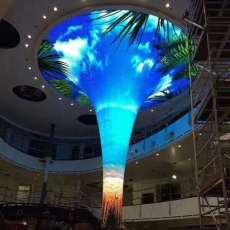 多功能廳酒店高清LED顯示屏智造及工程服務