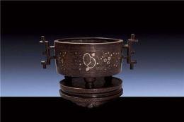 铜错银香炉怎么去鉴定它价格