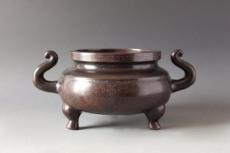 在哪里可以交易石叟款铜香炉