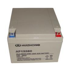 销售汇众蓄电池6-FM-18 12V系列规格