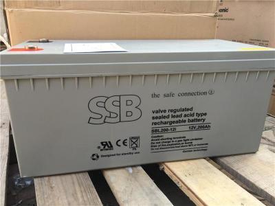 SSB铅酸蓄电池SBL100-12i 12V100AH质保三年
