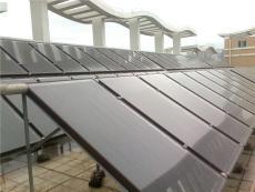 厂家直销 家用分体平板式壁挂太阳能热水器