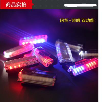 甘肅威盾廠家直銷第三代LED爆閃肩燈