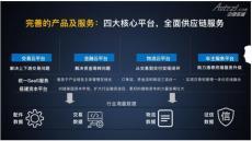 中驰车福 打造交易与管理一体化平台