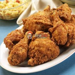 想开鸡排店白羽正新鸡排口味更新快