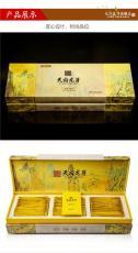 新茶天府龙芽高端有机绿茶实心单芽茶礼盒