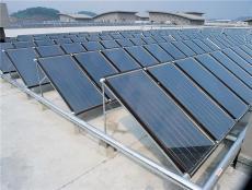 廠家供應平板分體壁掛式太陽能熱水器
