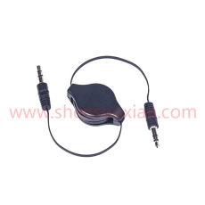 3.5DC音频伸缩线加工定制厂家