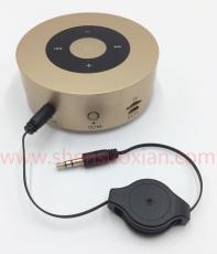 AUX伸縮音頻線定制加工廠家