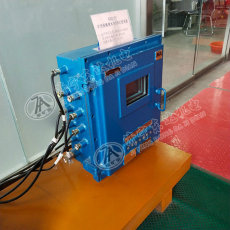 礦用隔爆兼本安型PLC控制器 跑車防護用