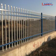 陕西西安围墙护栏 建筑隔离护栏 锌钢护栏