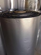 背膠鋁箔平面橡塑阻燃5-30mm降噪黑色保溫棉