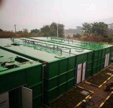 重庆一体化生活污水处理设备采用的工艺特点