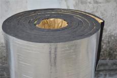 鋁箔貼面橡塑保溫棉特點 價格 型號及用途