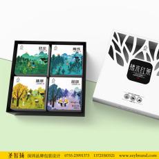 辣木面条包装设计 广西特产包装设计